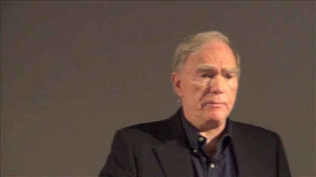 """Primacy of Story"" lesson by Robert McKee, Part 3."