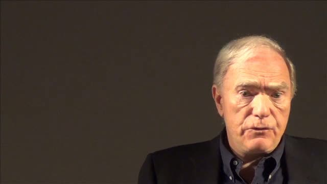 """Primacy of Story"" lesson by Robert McKee, Part 4."