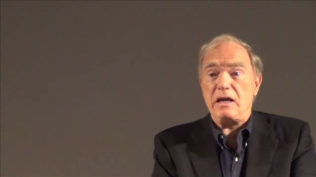"""Primacy of Story"" lesson by Robert McKee, Part 5."