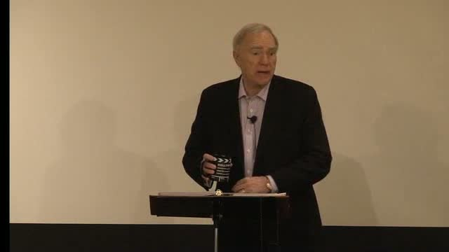 Robert McKee's Genre Seminars: Thriller Day, Part 6