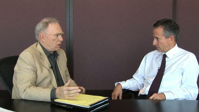 Interview with QED President BILL BLOCK