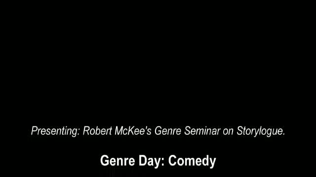 Genre Seminar: Comedy, The Love of Comedy