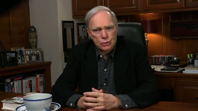Cast Maps with Robert McKee, Part 13: The Corrections 6: Gary's Story
